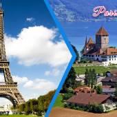 ENVIE PARIS & SWISS